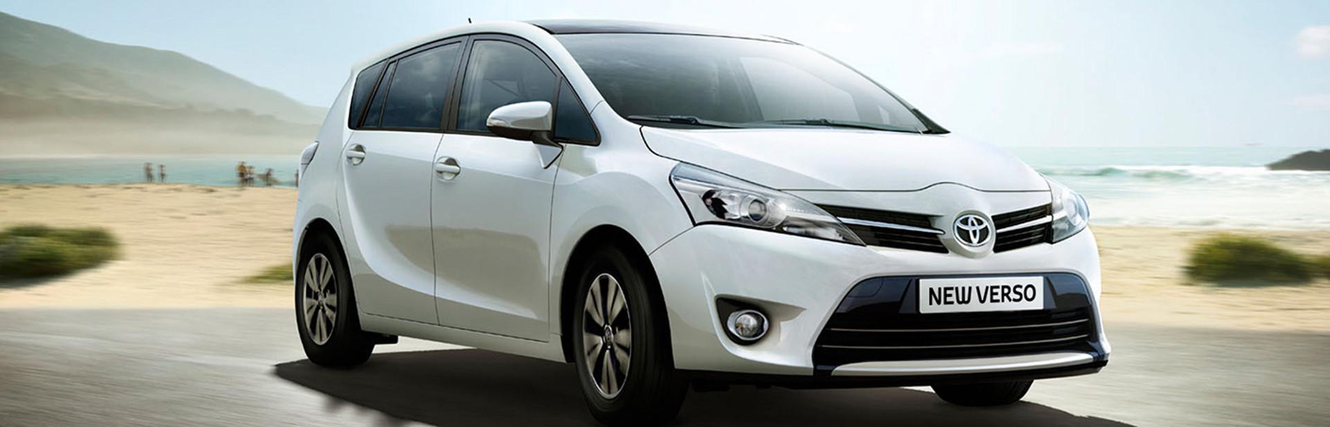 Toyota Verso Cab Direct 2015 Interior