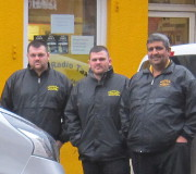 Thumbs Up for Renault Trafic Taxi